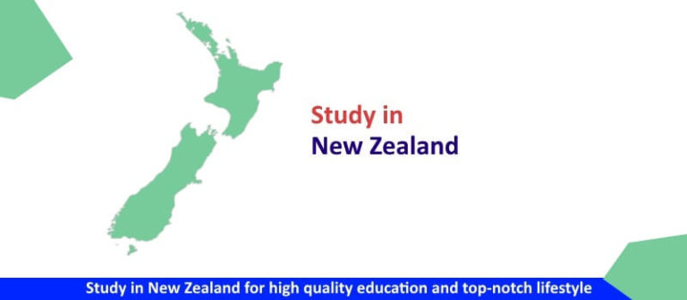 Study in New-Zealand